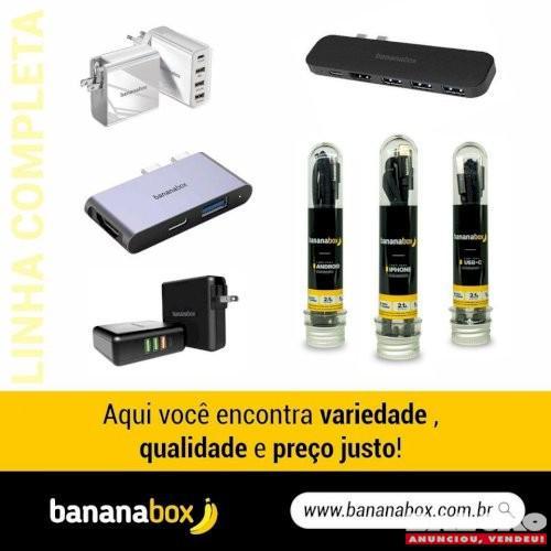 Acessórios eletrônicos loja online bananabox