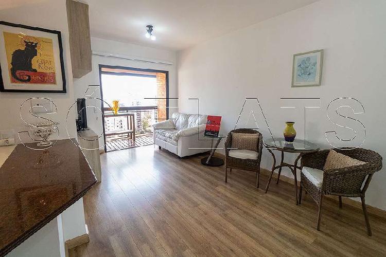 Apartamento para aluguel/venda vila nova conceição -