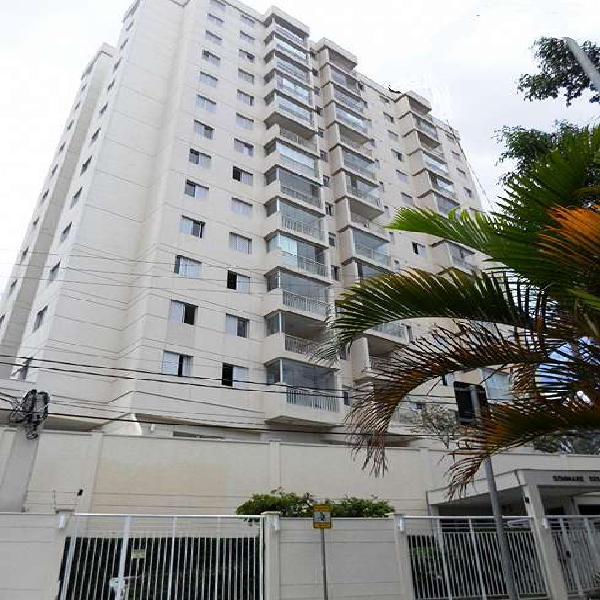 Apartamento para venda com 63 metros quadrados com 3 quartos