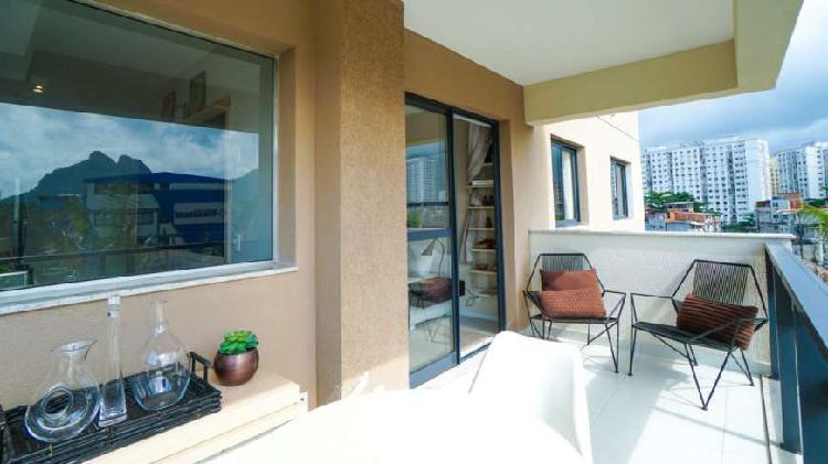 Apartamento à venda de 67m² com 2 quartos (1 suíte),