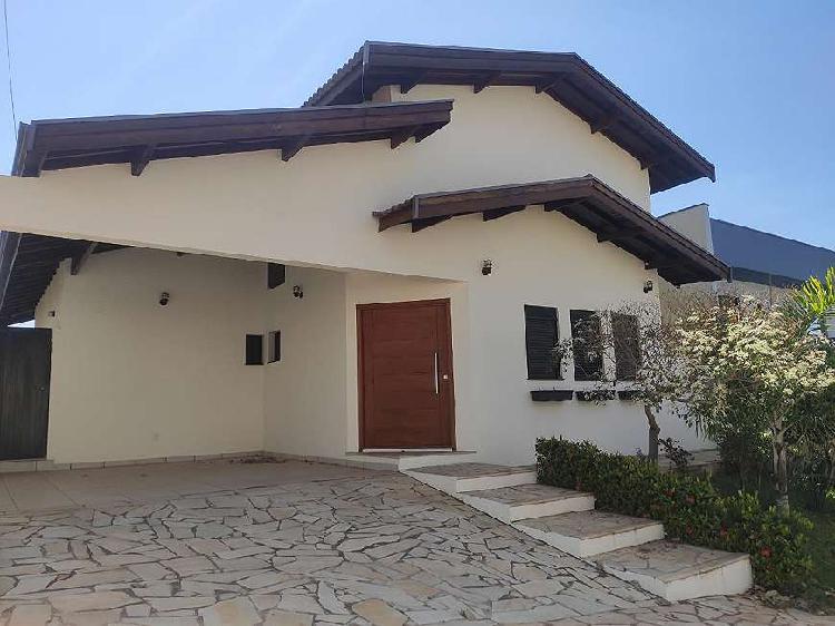 Casa de condomínio villagio di napoli 3 quartos
