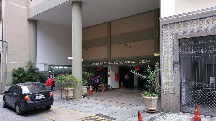 Garagem para venda possui 0 metros quadrados em centro - rio