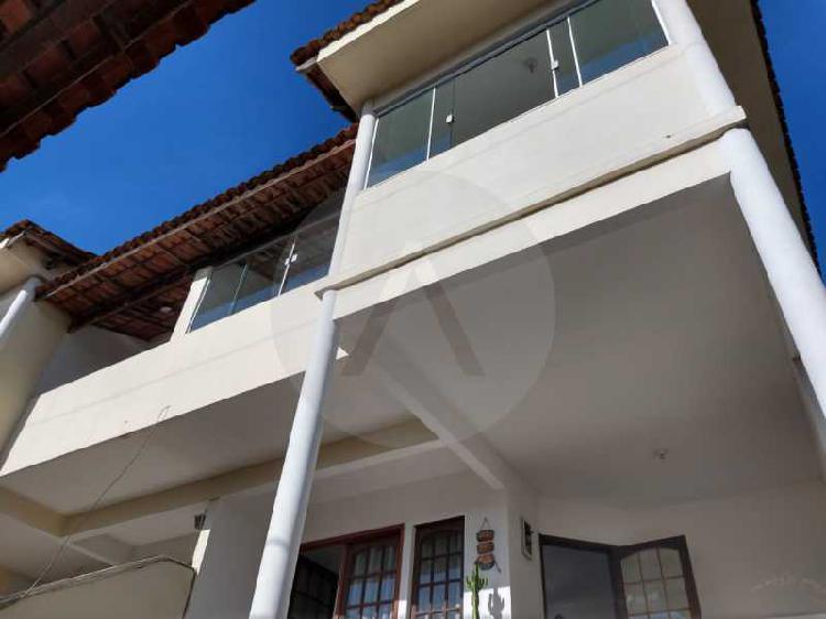 Imobiliária agatê imóveis vende casa duplex, 132 m² por