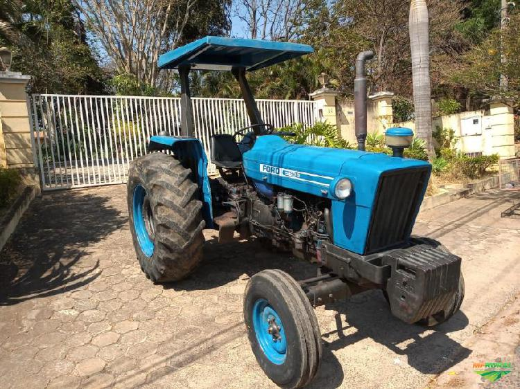 Trator outros ford 4x2 ano 92