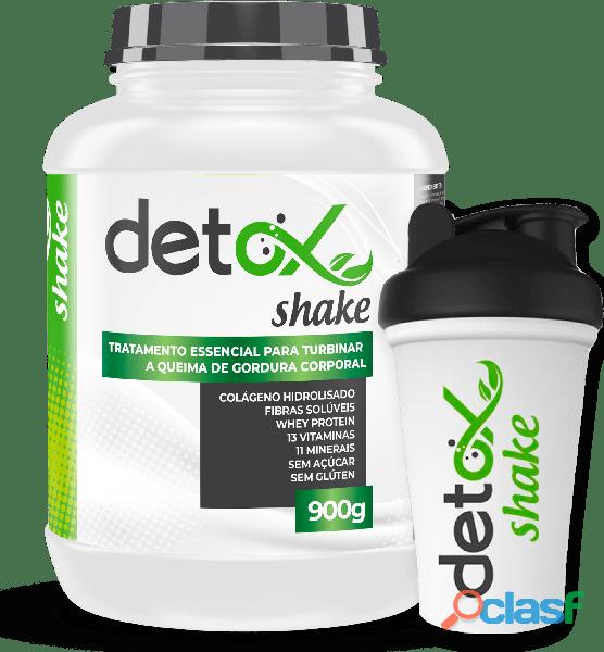 Detox Shake emagrecedor ,qualidade de vida, saude