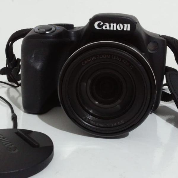Canon semi profissional sx520 hs powershot