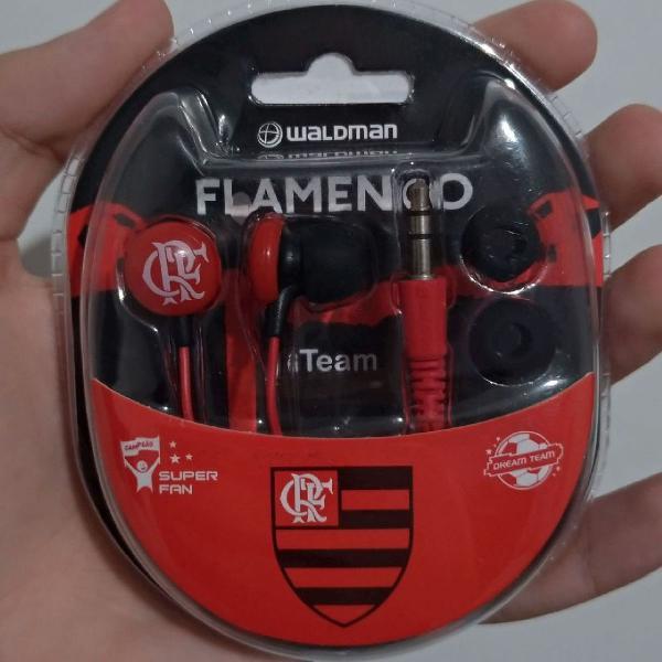 Fone flamengo waldman
