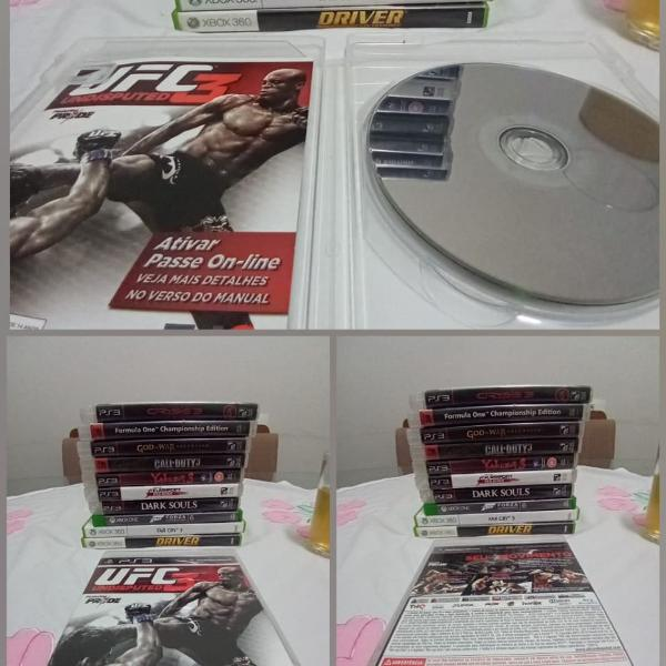 Games jogos ufc undisputed 3 legendado ps3 play3 l 1# 1#