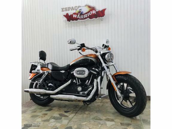 Harley-davidson - sportster xl 1200 custom ca