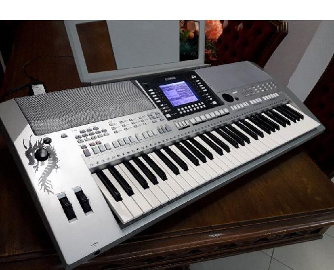 Lindo teclado arranjador yamaha psr s710 novo ocasião.