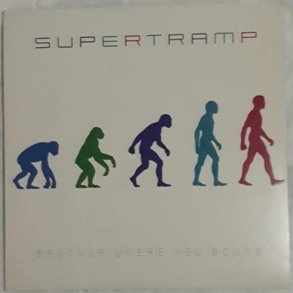 Lp supertramp brother where you bound vinil