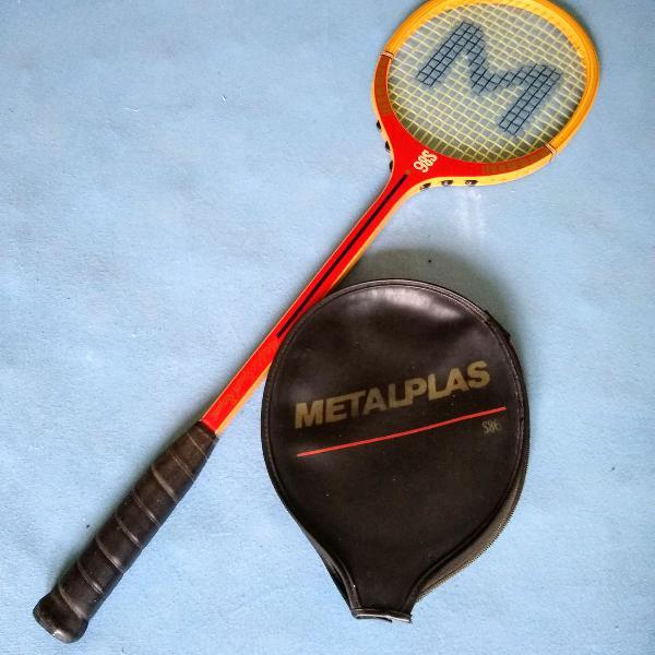 Metalplas squash racquet raquete