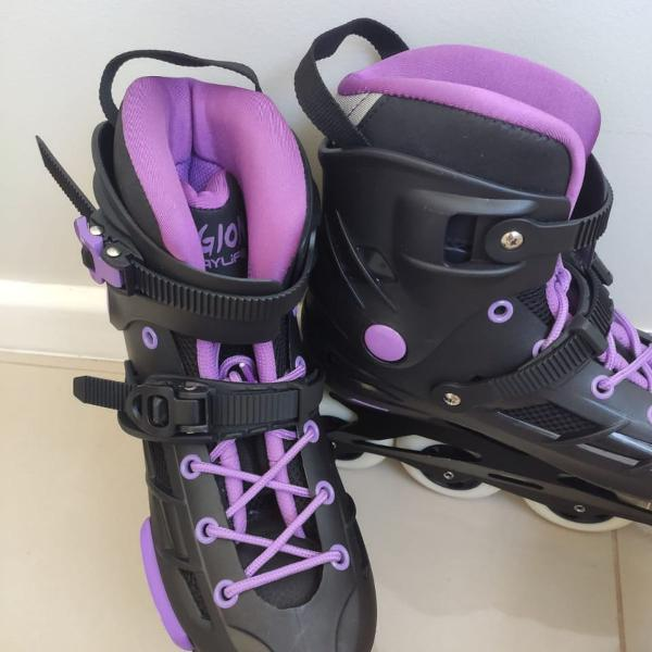 Patins legion playlife (roxo)