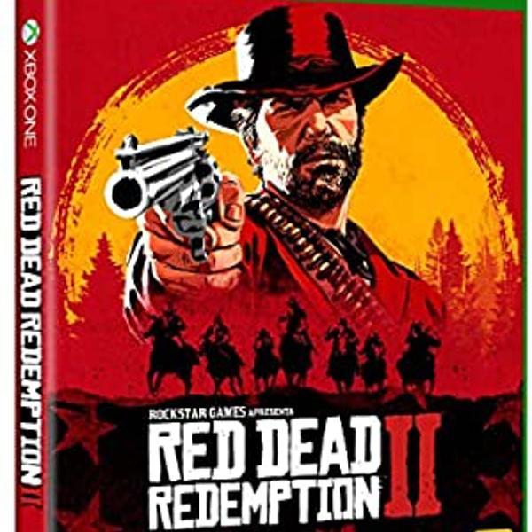 Red dead redemption 2 - xbox one - original