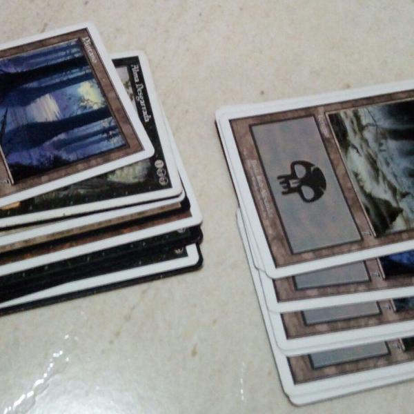 Deck de cartas de rpg