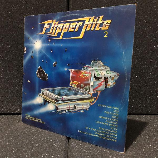 Flipper hits 2 (1983) | disco vinyl lp