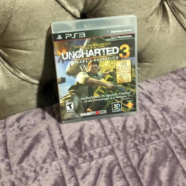 Game of the year edition: uncharted 3 - drakes deception