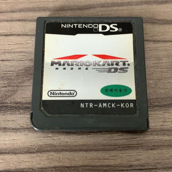 Nintendo mario kart (coreano)