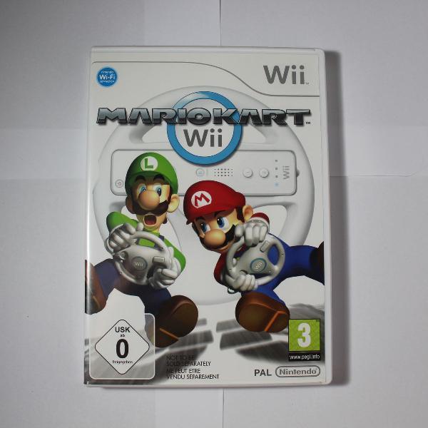 Nintendo wii | mario kart - europeu