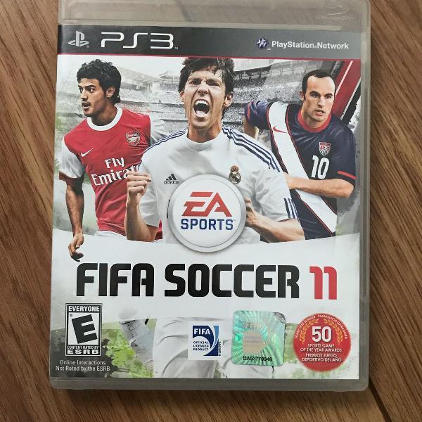 Ps3 - fifa soccer 11