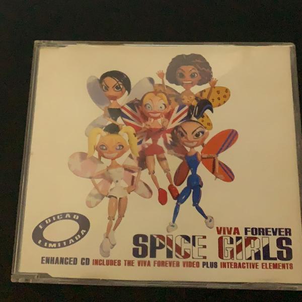 Spice girls viva forever single