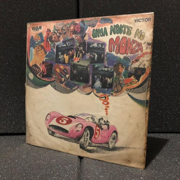 Uma noite no monza (1963) | disco vinyl lp