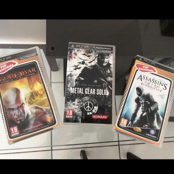 Videogame para psp