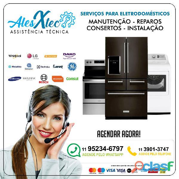 Assistência para eletrodomésticos em São Paulo