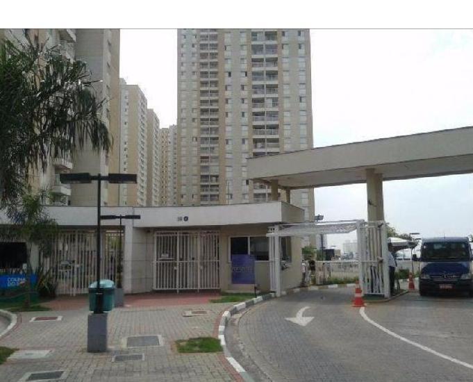 Apartamento condominio club em taboão da serra- sp