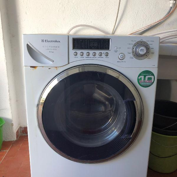 Maquina de lavar eletrolux eco turbo