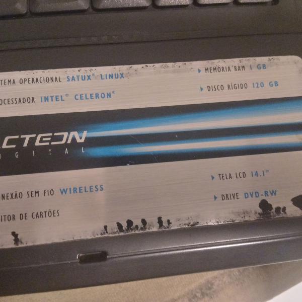 Notebook acteon m5