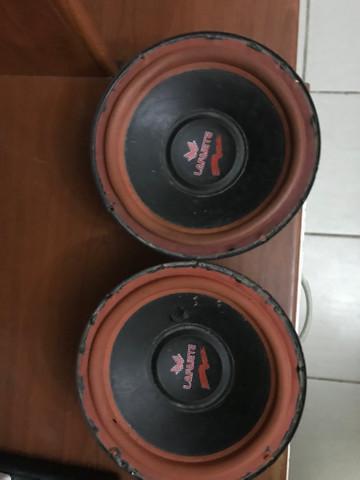 Peças para som / caixa bob / som residencial