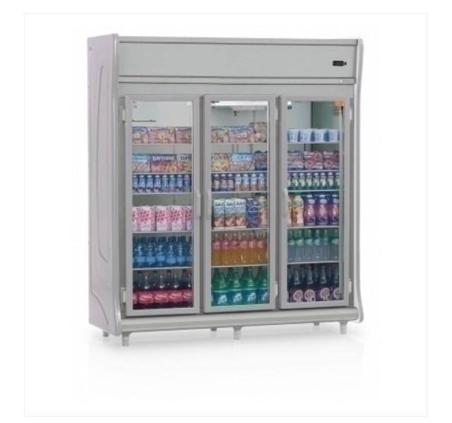 Refrigerador vertical novo (fran)