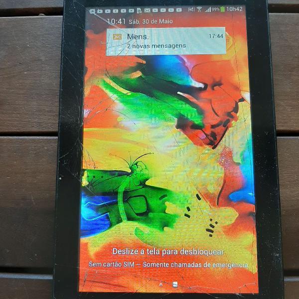 Tablet samsung galaxy tab 3 lite 7
