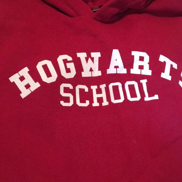 Blusa frio hogwarts school