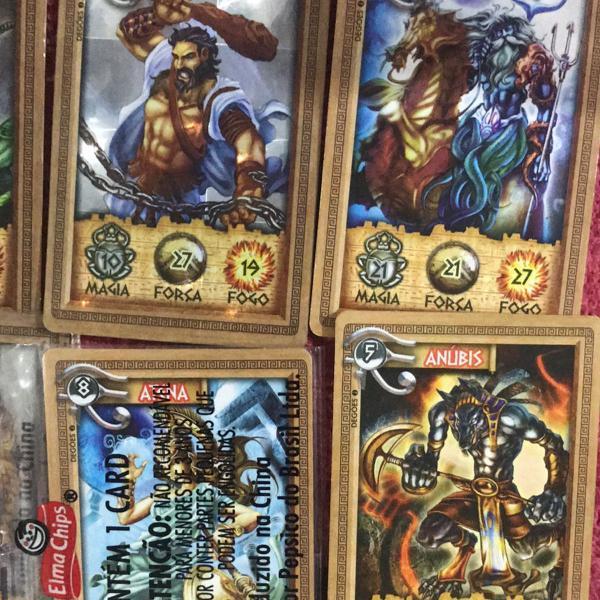 Cards, cartas coleção