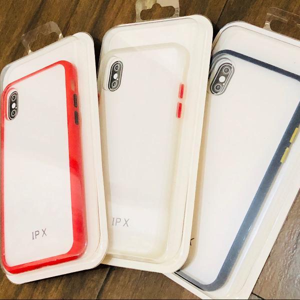 Case bumper iphone x