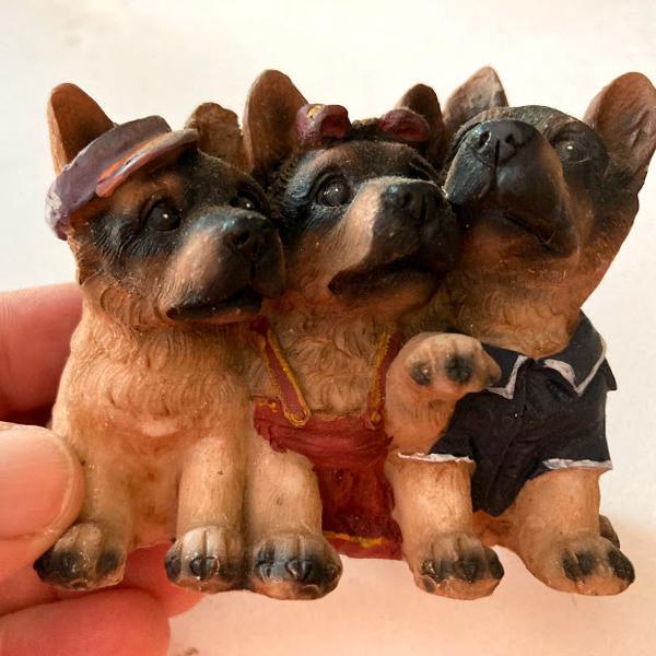Dogs na cestinha