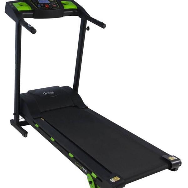 Esteira eletrônica dream fitness concept 2.5 - dobrável
