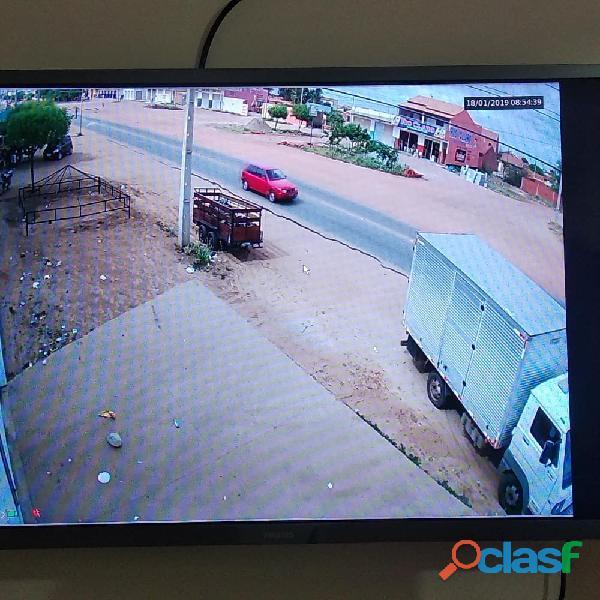 instalador de CFTV