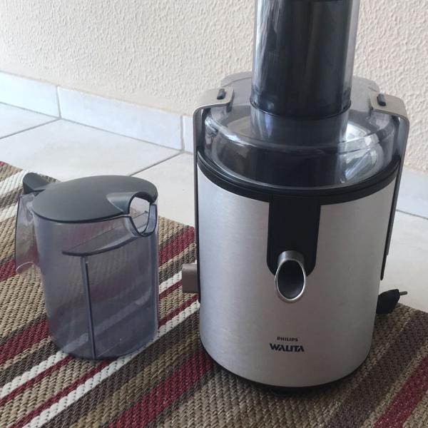 Máquina de suco juicer philips walita