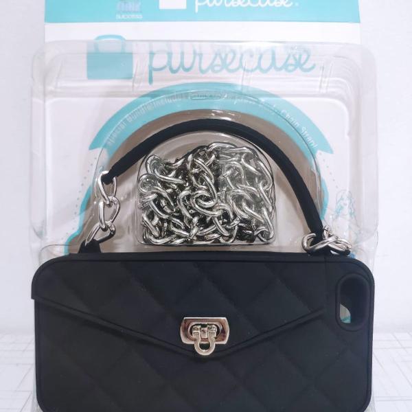 Purse case (bolsa e capa) para celular iphone 6 plus / 6s