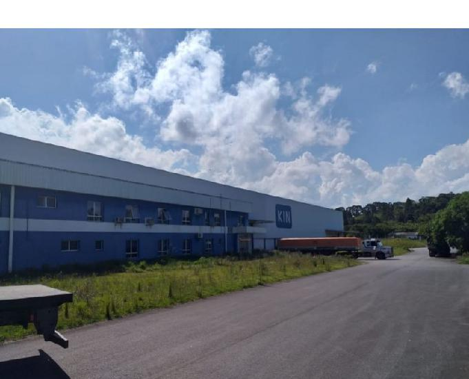 Rea industrial 52.200m² - campina gde do sul-pr