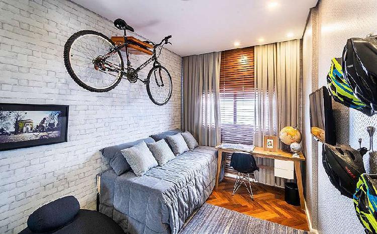 Apartamento a venda 3 quartos 110m² em alphaville - barueri