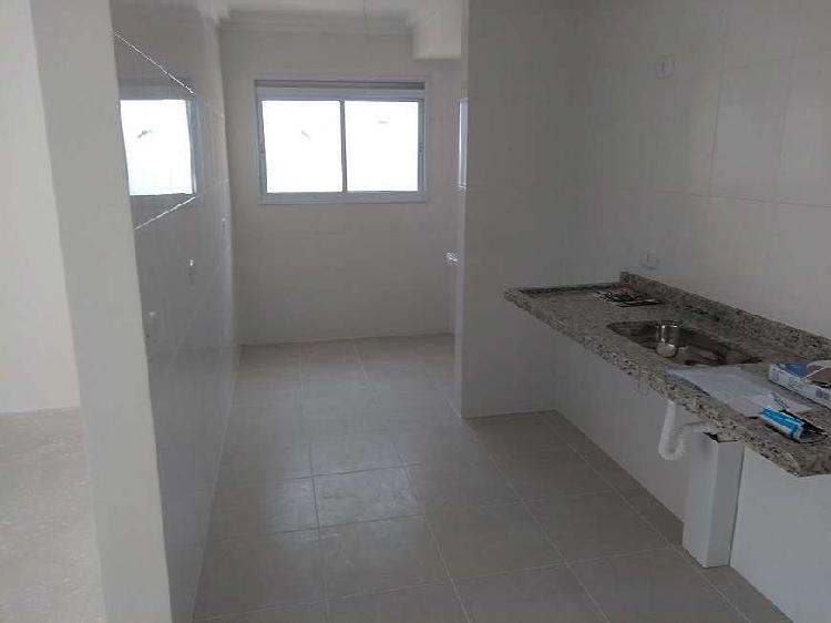 Apartamento com 72m² com 2 dorms sendo 1 suíte, terraço e
