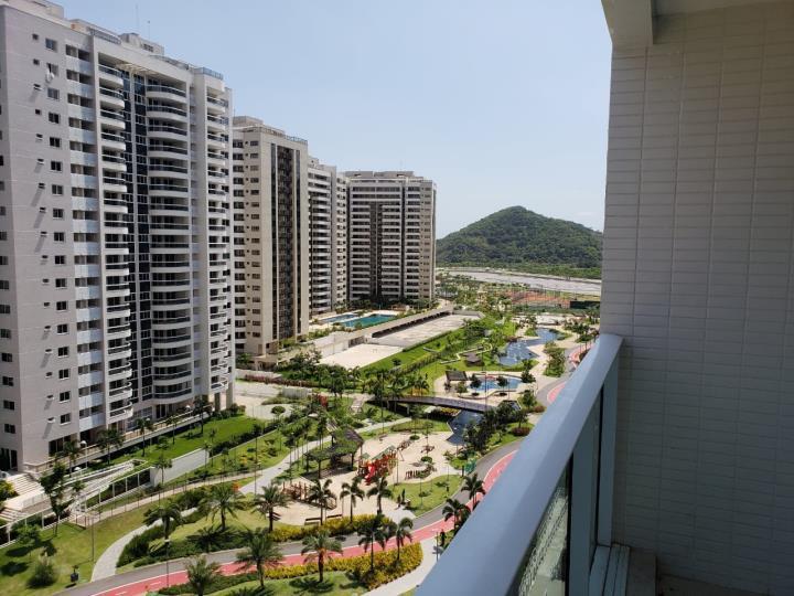 Apartamento de 80 metros quadrados no bairro barra da tijuca