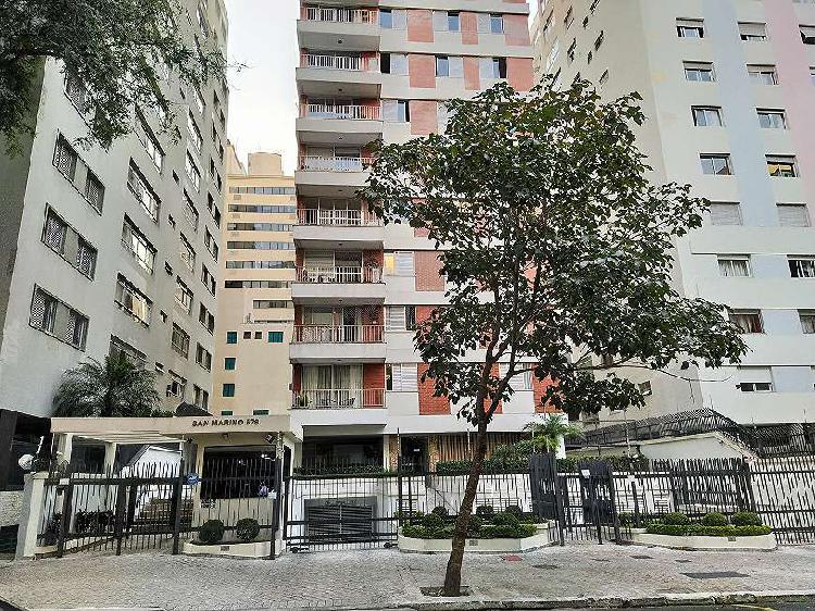 Apartamento para venda com 105 metros quadrados com 2