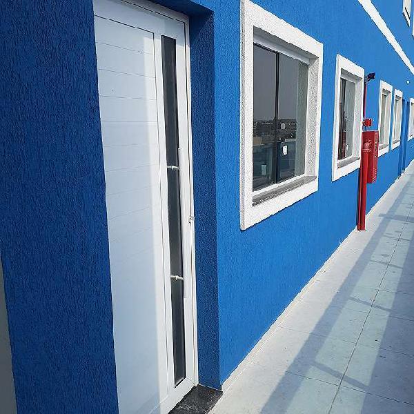Apartamento para venda com 53 m2 com 2 quartos em vila ré -