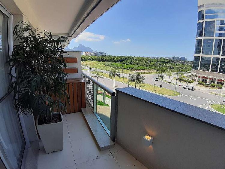 Apartamento à venda com 78m² e 2 quartos (1 suite),