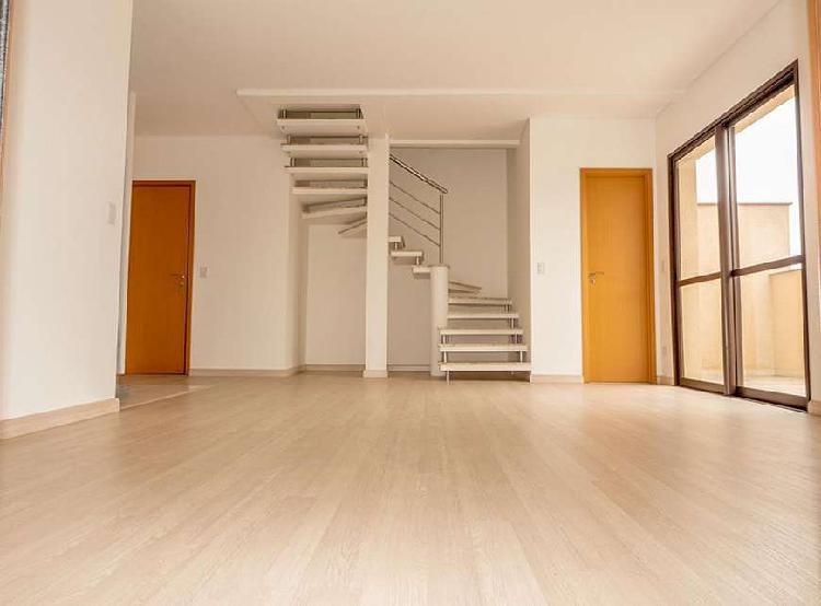 Cobertura duplex com melhor valor de metro quadrado da